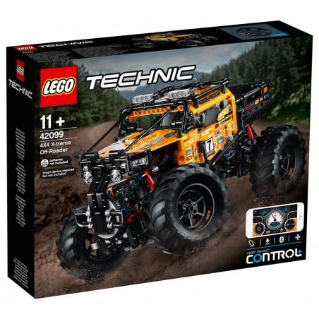 LEGO TECHNIC FUORISTRADA X-TREME 4X4 42099
