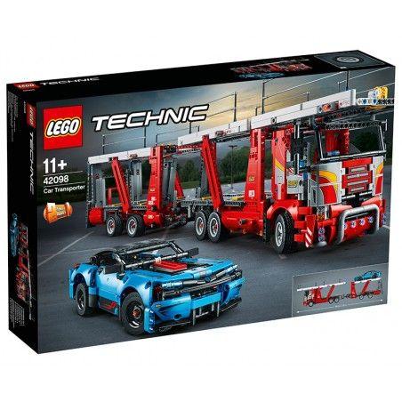 LEGO TECHNIC BISARCA CAR TRANSPORTER 42098
