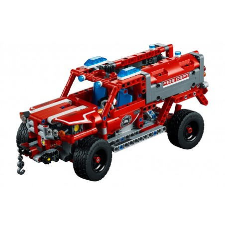 LEGO TECHNIC SUV PRIMO SOCCORSO 42075