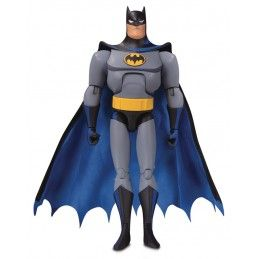 DC COLLECTIBLES BATMAN THE ANIMATED SERIES - THE ADVENTURES CONTINUE - BATMAN ACTION FIGURE
