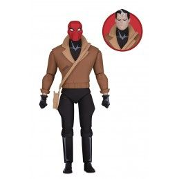 DC COLLECTIBLES BATMAN THE ANIMATED SERIES - THE ADVENTURES CONTINUE - RED HOOD ACTION FIGURE