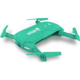 TWO DOTS ONE-TWO SNAP! VERDE DRONE RADIOCOMANDATO TWO DOTS