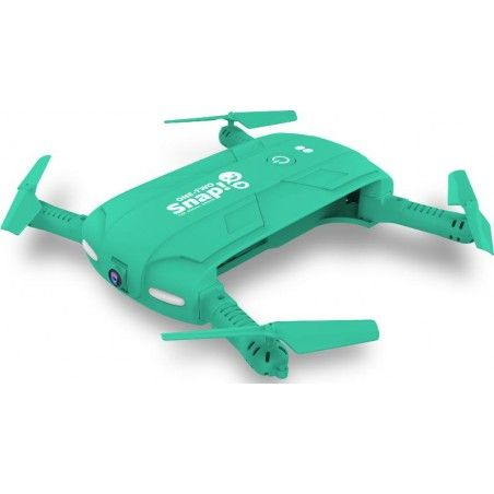 TWO DOTS ONE-TWO SNAP! VERDE DRONE RADIOCOMANDATO