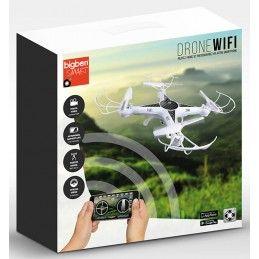 TWO DOTS BIGBEN DRONE WIFI VGA CAM RADIOCOMANDATO