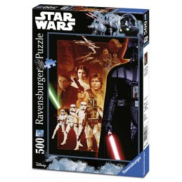 RAVENSBURGER STAR WARS 500...