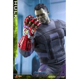MARVEL AVENGERS ENDGAME - HULK MOVIE MASTERPIECE ACTION FIGURE HOT TOYS