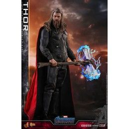 HOT TOYS MARVEL AVENGERS ENDGAME - THOR MOVIE MASTERPIECE ACTION FIGURE