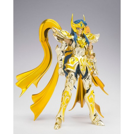 SAINT SEIYA MYTH CLOTH EX SOUL OF GOLD AQUARIUS CAMUS ACTION FIGURE