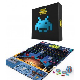 SPACE INVADERS THE BOARD...