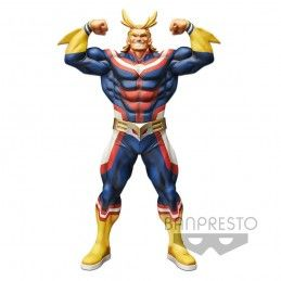 MY HERO ACADEMIA GRANDISTA ALL MIGHT 28 CM STATUE FIGURE BANPRESTO