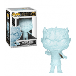 FUNKO FUNKO POP! GAME OF THRONES - NIGHT KING BOBBLE HEAD KNOCKER FIGURE