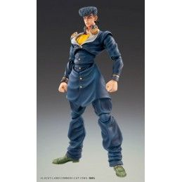 JOJO BIZARRE ADVENTURE CHOZOKADO JOSUKE HIGASHIKATA ACTION FIGURE MEDICOS ENTERTAINMENT