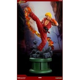 POP CULTURE SHOCK COLLECTIBLES STREET FIGHTER 4 - KEN 1/4 63CM STATUE FIGURE