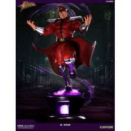 POP CULTURE SHOCK COLLECTIBLES STREET FIGHTER - M. BISON ULTRA 1/4 67CM STATUE FIGURE