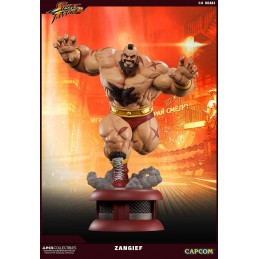 STREET FIGHTER - ZANGIEF...