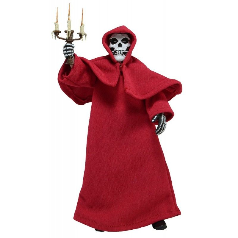 NECA MISFITS FIEND RED ROBE CLOTHED ACTION FIGURE