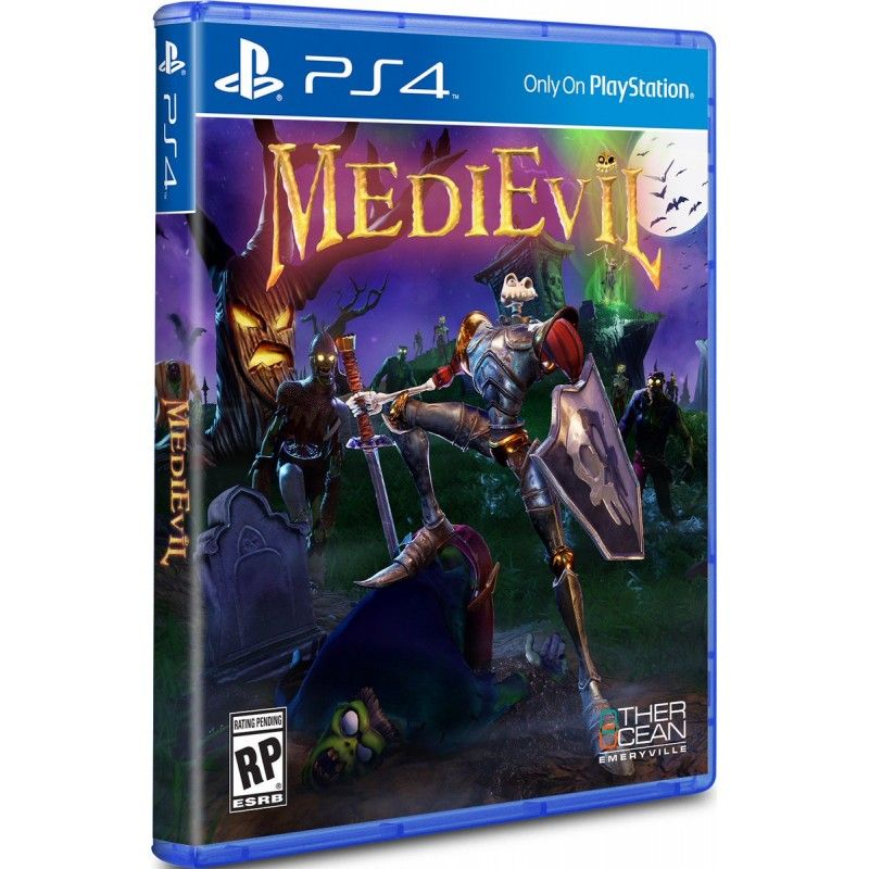 MEDIEVIL PS4 NUOVO ITALIANO