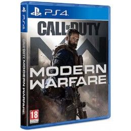 CALL OF DUTY MODERN WARFARE PS4 NUOVO ITALIANO