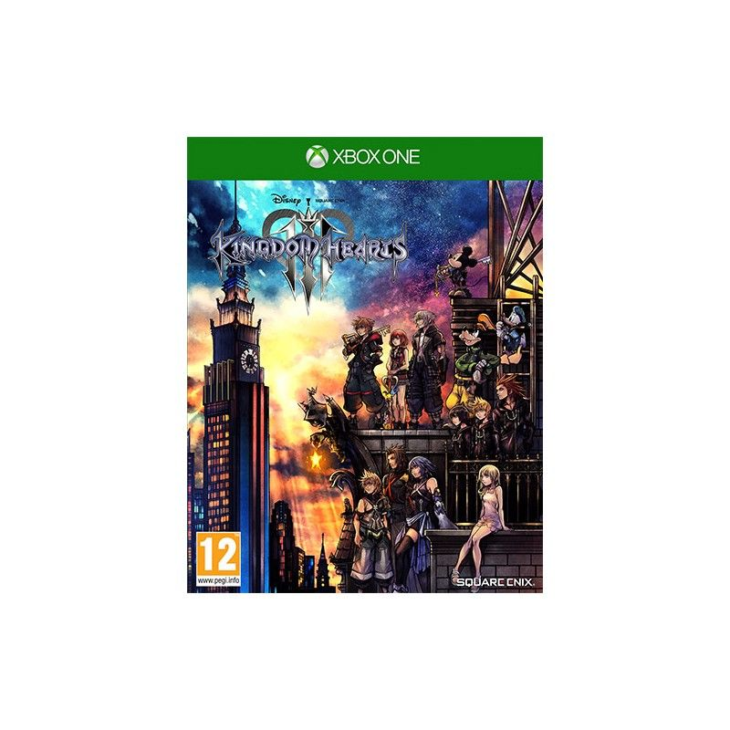 KINGDOM HEARTS 3 XBOX ONE NUOVO ITALIANO