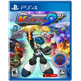 MIGHTY NO.9 PS4 NUOVO ITALIANO