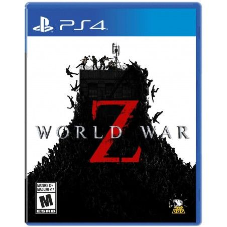 WORLD WAR Z PS4 NUOVO ITALIANO