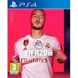 FIFA 20 PS4 NUOVO ITALIANO