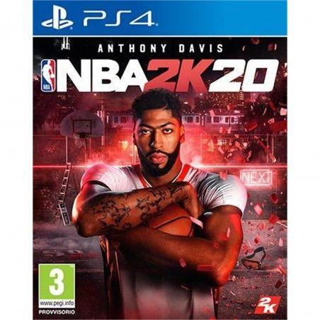 NBA 2K20 PS4 NUOVO ITALIANO