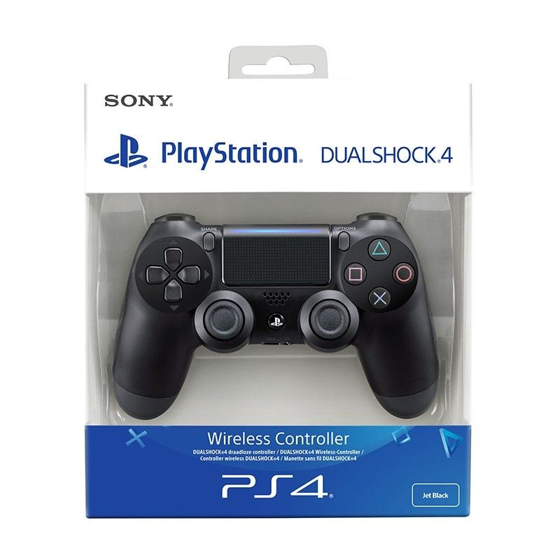 SONY CONTROLLER DUAL SHOCK 4 V2 PS4 BLACK