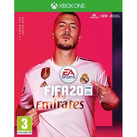 FIFA 20 XBOXONE NUOVO ITALIANO