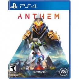 ANTHEM PS4 NUOVO ITALIANO