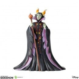 DISNEY TRADITIONS MALEFICENT HALLOWEEN (SLEEPING BEAUTY) 21CM STATUE FIGURE ENESCO