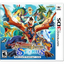 MONATER HUNTER STORIES 3DS...