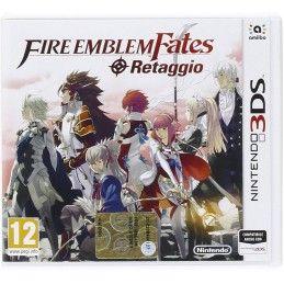 FIRE EMBLEM FATES RETAGGIO 3DS USATO ITALIANO