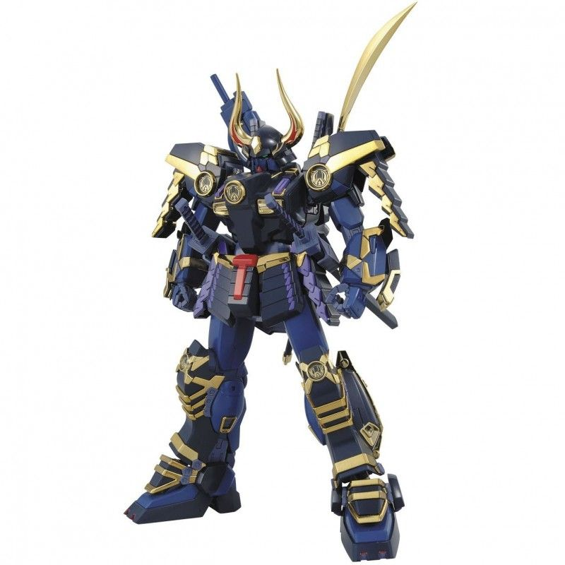 BANDAI MASTER GRADE MG MUSHA GUNDAM MK-II 1/100 MODEL KIT ACTION FIGURE
