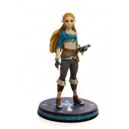 FIRST4FIGURES THE LEGEND OF ZELDA BREATH OF THE WILD - ZELDA STATUE 25CM FIGURE
