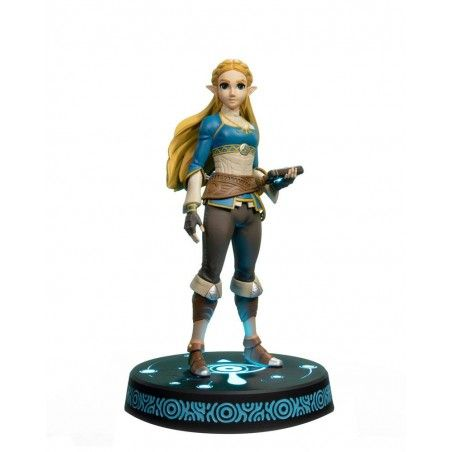 THE LEGEND OF ZELDA BREATH OF THE WILD - ZELDA STATUE COLLECTOR'S EDITION 25CM FIGURE