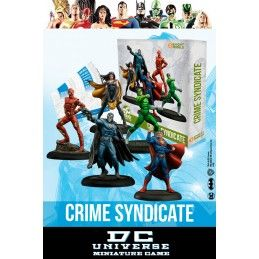 KNIGHT MODELS DC UNIVERSE MINIATURE GAME - CRIME SYNDICATE MINI RESIN STATUE FIGURE