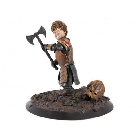 GAME OF THRONES - IL TRONO DI SPADE - TYRION LANNISTER 25 CM RESIN STATUE FIGURE