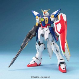 MASTER GRADE MG XXXG-01W WING GUNDAM 1/100 MODEL KIT FIGURE BANDAI
