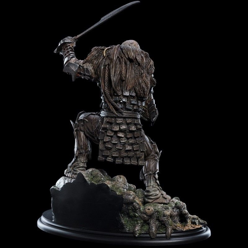 LORD OF THE RINGS - GRISHNAKH 1/6 40CM RESIN STATUE FIGURE WETA