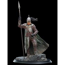 WETA LORD OF THE RINGS - ROYAL GUARD OF ROHAN 1/6 42CM RESIN STATUE FIGURE