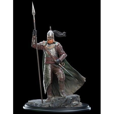 LORD OF THE RINGS - ROYAL GUARD OF ROHAN 1/6 42CM RESIN STATUE FIGURE