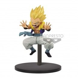 DRAGON BALL SUPER CHOSENSHIRETSUDEN - SUPER SAIYAN GOTENKS 10CM STATUE FIGURE BANPRESTO