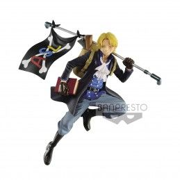 BANPRESTO ONE PIECE THREE BROTHERS - SABO STATUE FIGURE