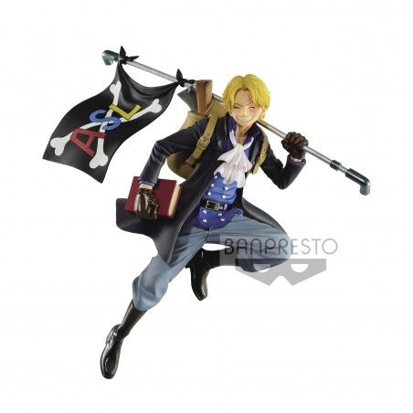 ONE PIECE THREE BROTHERS - SABO STATUE FIGURE