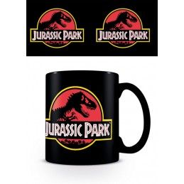 PYRAMID INTERNATIONAL JURASSIC PARK LOGO CERAMIC MUG TAZZA IN CERAMICA