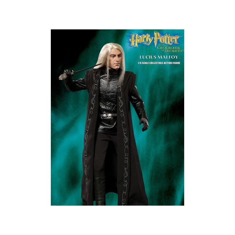 STAR ACE HARRY POTTER - LUCIUS MALFOY 1/6 SCALE 30CM COLLECTIBLE ACTION FIGURE