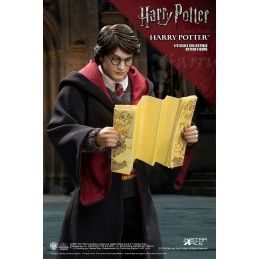 HARRY POTTER - HARRY POTTER 1/8 SCALE 22CM COLLECTIBLE ACTION FIGURE STAR ACE