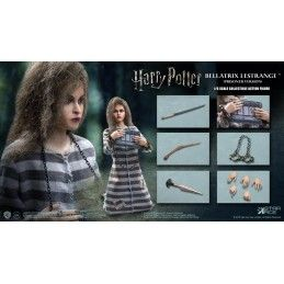 HARRY POTTER BELLATRIX LESTRANGE PRISONER 1/6 SCALE ACTION FIGURE STAR ACE