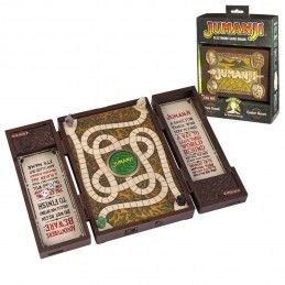 NOBLE COLLECTIONS JUMANJI BOARD GAME COLLECTOR PROP REPLICA